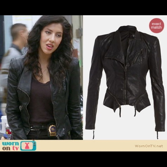 b6f47144d Blank NYC Jackets & Blazers - Blank NYC Faux Leather Black Motorcycle Jacket